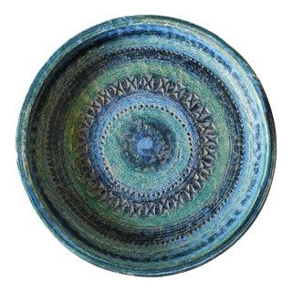 Bitossi Rimini Blu & Aldo Londi Ceramic Bowl