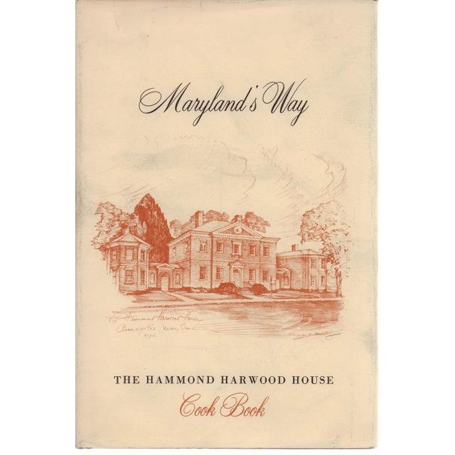 Image of Vintage 1963 Maryland Cookbook