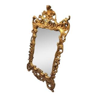 Vintage La Barge Rococo Mirror