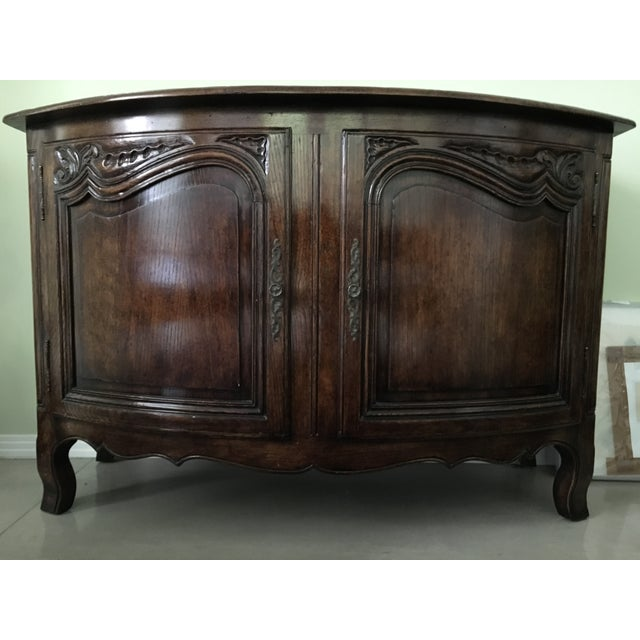 Minton-Spidell French Bow Front Chest - Image 2 of 6