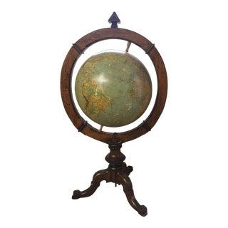 1965 George Philip & Son Terrestrial Floor Globe