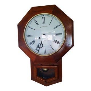 Marshall Field & Co. / Sir Henry E. Frett Regulator Manor Wall Clock