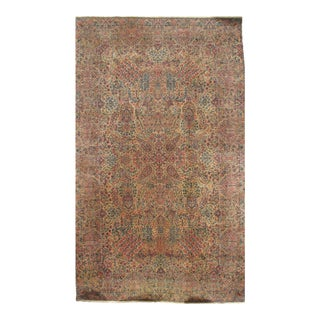 "Pasargad N Y Antiuque Persian Lavar Kerman Hand Knotted Rug - 9'10"" X 16'"