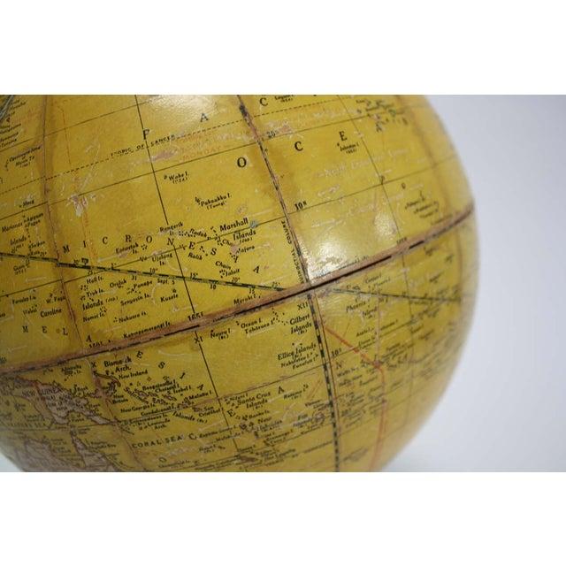 1930s Cram's Universal Terrestrial Globe - Image 7 of 7