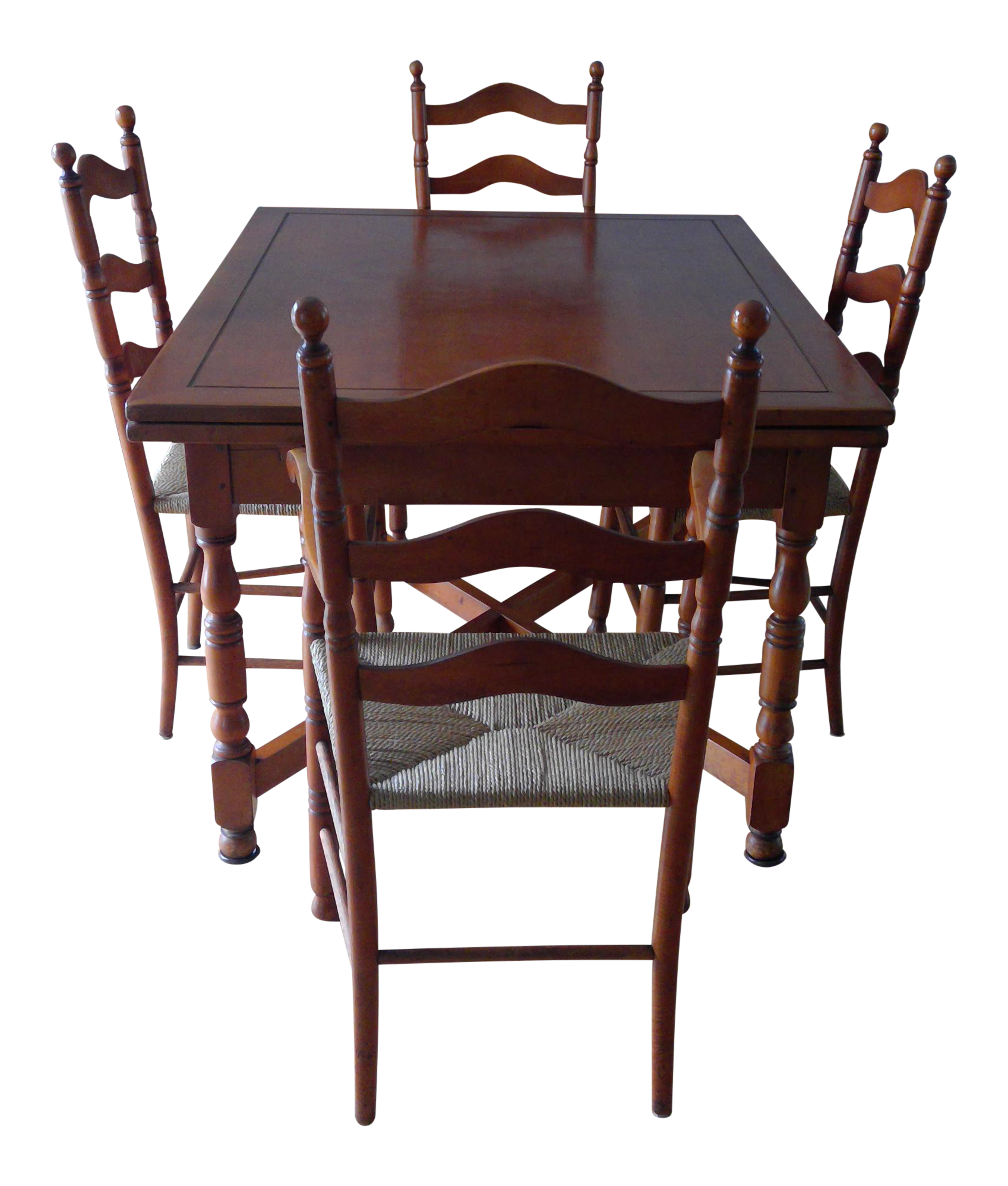 Used Vintage Dining Table Chair Sets for Sale at Chairish 469