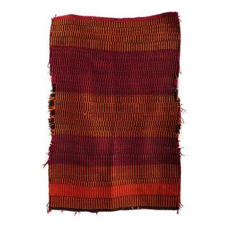 Native America Antique Navajo Blanket