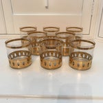Image of Culver Antigua Low Ball Glasses - Set of 8