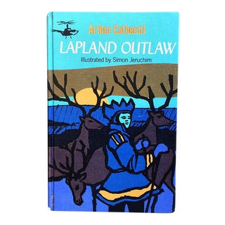 1966 Lapland Outlaw by Arthur Catherall