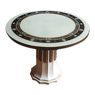 1960s Hollywood Regency Side Table