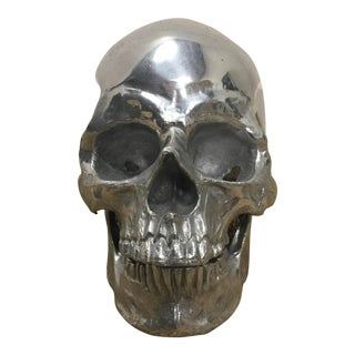 Nickel Metal Skull