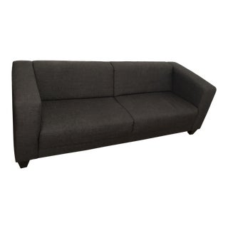 Charcoal Upholstered Modern Stella Sofa From EQ3