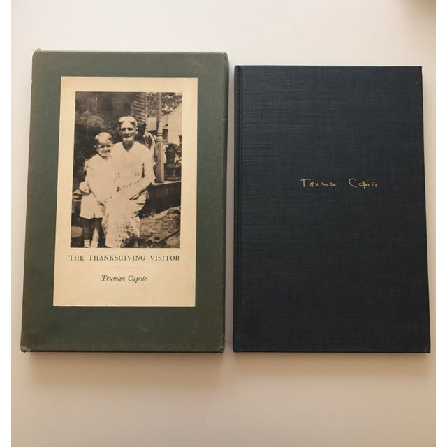 """Truman Capote """"The Thanksgiving Visitor"""" 1968 Book - Image 2 of 3"""