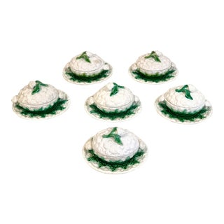 Italian Cauliflower Soup Tureens - Set of 6