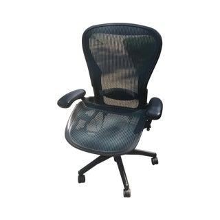 Large Herman Miller Aeron Chair