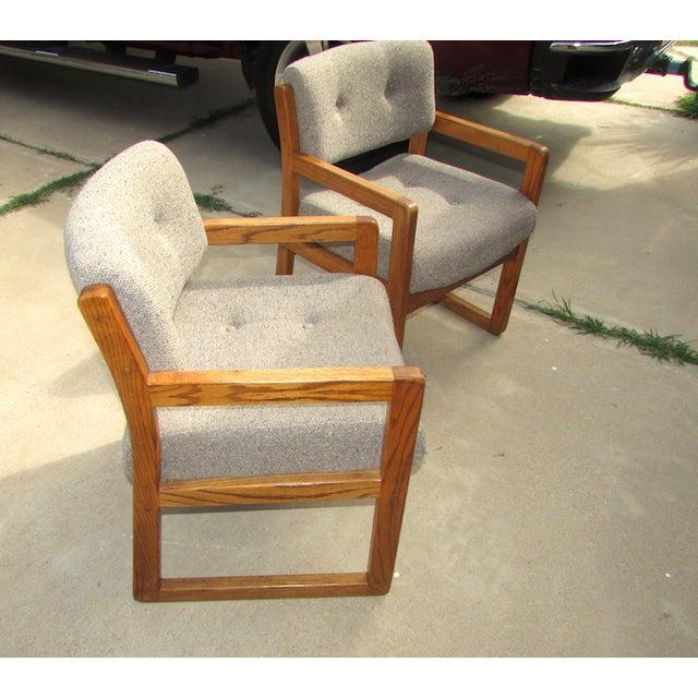 Image of Chromcraft Mid-Century Modern Chairs