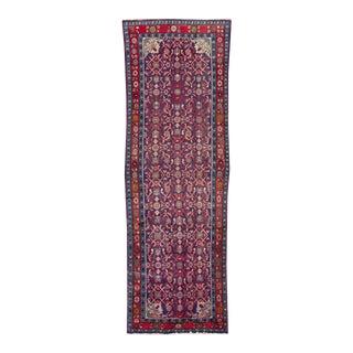 "Apadana - Vintage Persian Rug, 3'2"" x 9'9"""