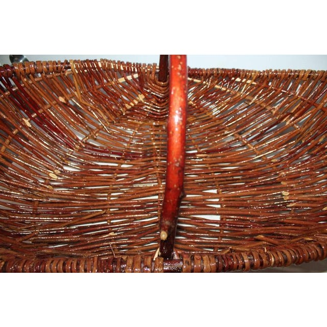 Image of Monumental Hickory Gathering Basket