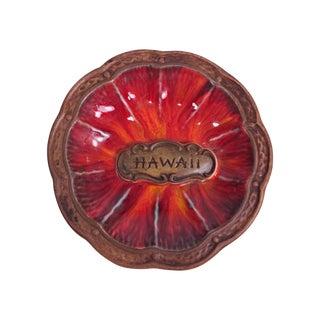 Small Treasure Craft Hawaiian Flower Catchall