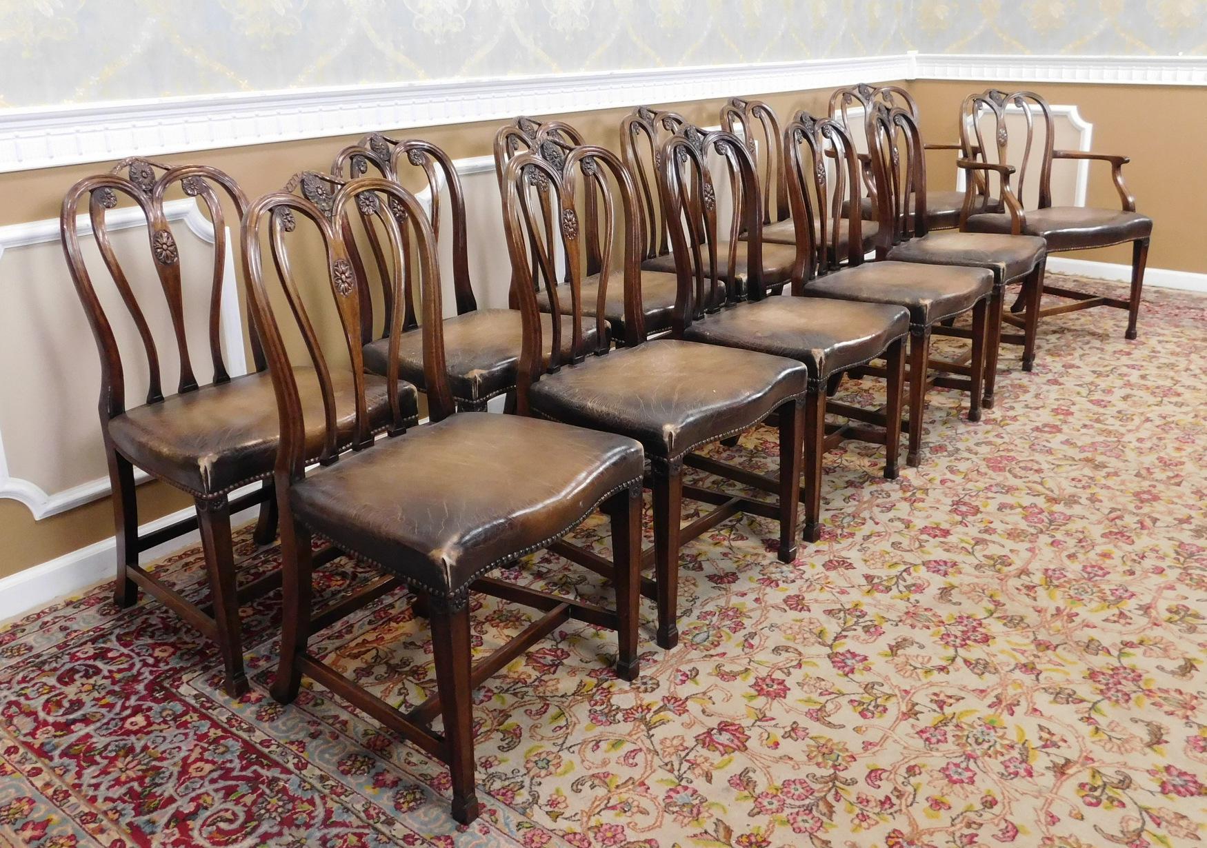 1930s Carved Mahogany Sheraton Style Dining Chairs Set  : dbc8ca5f 1c41 4106 9f25 db4c4ca5fc6baspectfitampwidth640ampheight640 from www.chairish.com size 640 x 640 jpeg 76kB