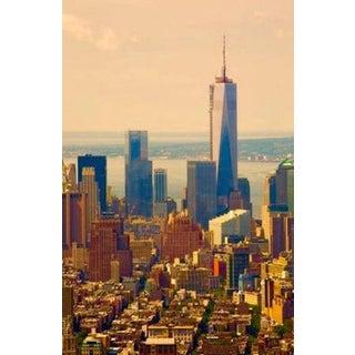 New York City Photo on Wood