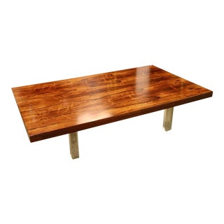 Restored Mid-Century Modern Coffee Table