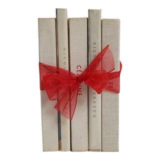 Midcentury Book Gift Set: Artist Biographies, S/5