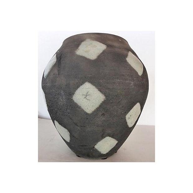 Mid Century Art Pottery Vase - Image 3 of 7