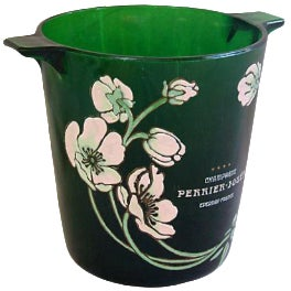 Vintage French Perrier-Jouet Champagne or Wine Ice Bucket