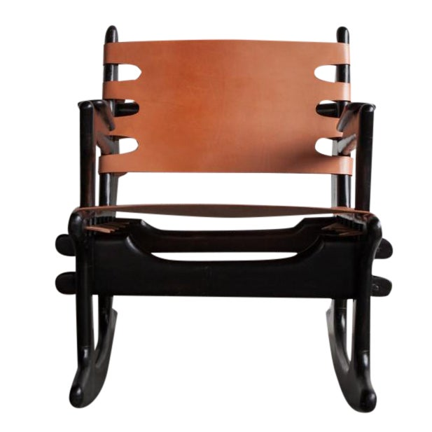 Image of Angel Pazmino Rocking Chair