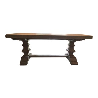 Brand New Pottery Barn Banks Extending Dining Table