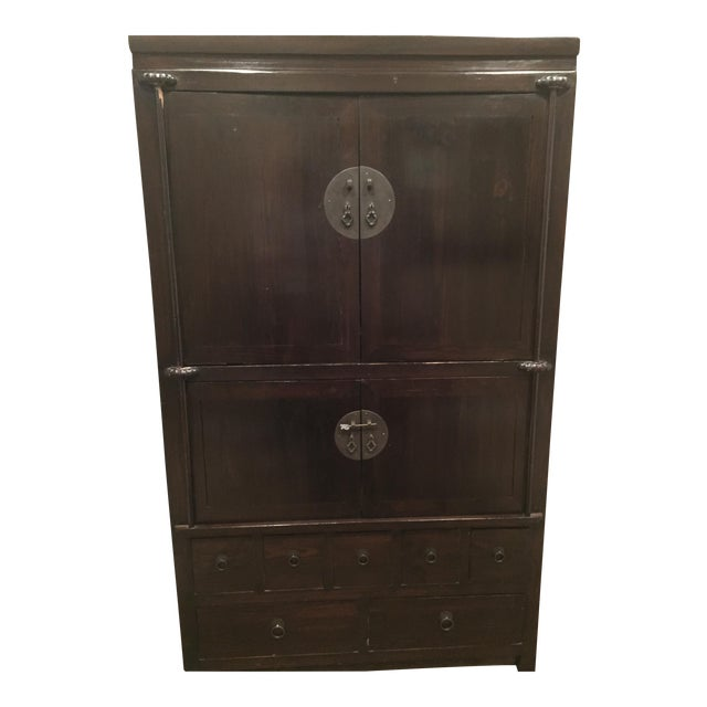 Chinese Armoire - Image 1 of 4