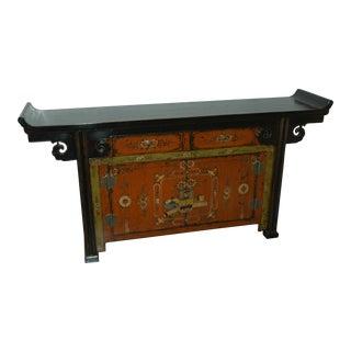 Mongolian Sideboard
