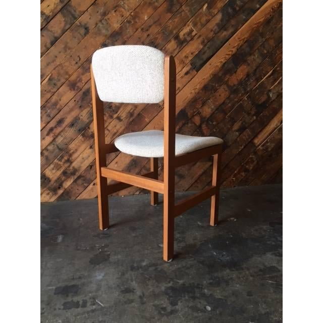 Vintage Danish Style Teak Dining Chair - Image 3 of 5