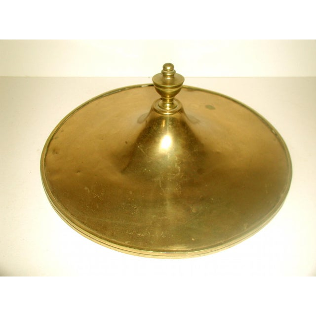 English Early 1900's Brass Coal Hod - Image 10 of 10
