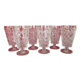 Vintage Ice Tea Glasses - Set of 6
