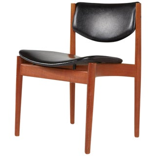 Circa 1960 Finn Juhl for France & Son Teak Model 197 Chair