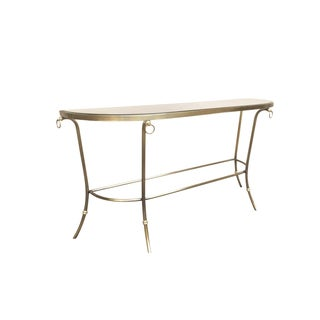 Design Institute of America Console Table