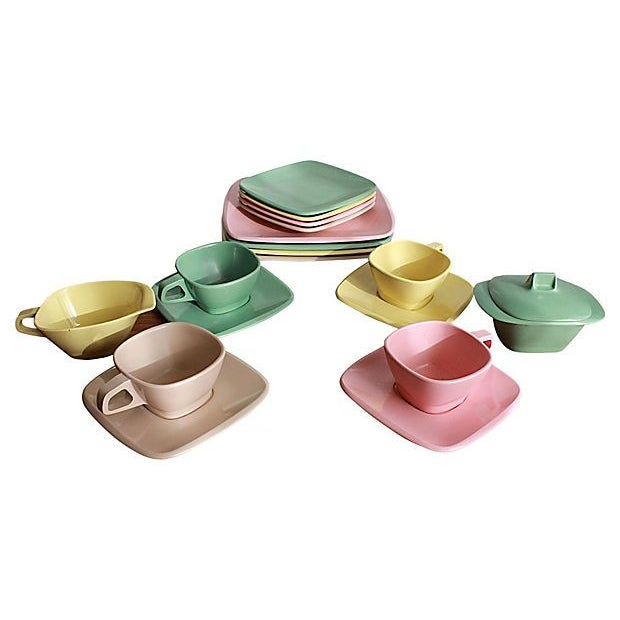 Image of Talk of the Town Melmac Harmony House 23 Piece