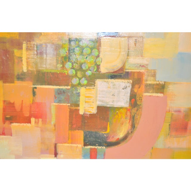 Contemporary Abstract by Hosse - Image 3 of 4