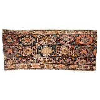 "Antique Hand-Made Mafrash (Fragment) - 1'5"" x 3'6"""