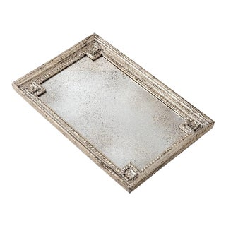 Nelly Rectangular Mirrored Tray