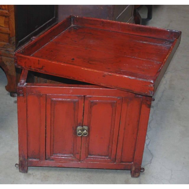 Chinese Peddler's Tray Table - Image 5 of 8