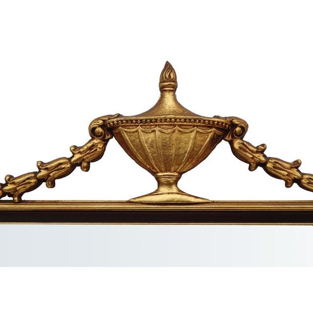 LaBarge / Baker Furniture Gilt Mirror - Image 4 of 6