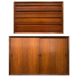 Poul Cadovius Rosewood Cabinets - A Pair