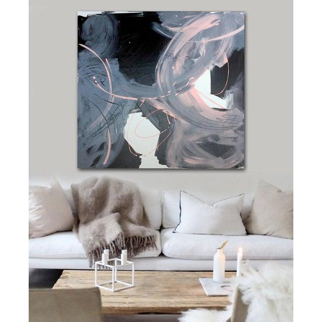 Image of Linnea Heide Lazarus Abstract Painting