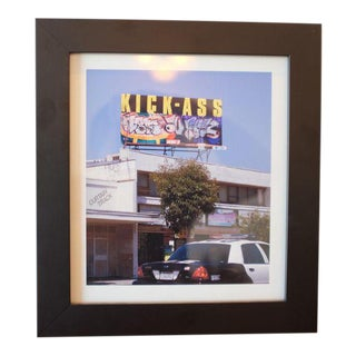 Los Angeles Street Art Photography Print