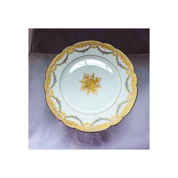 Vintage Fabrique en France Plates - Set of 12 - Image 3 of 8