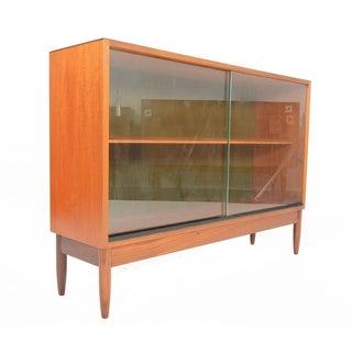 Greaves & Thomas Sliding Glass Doors Bookcase