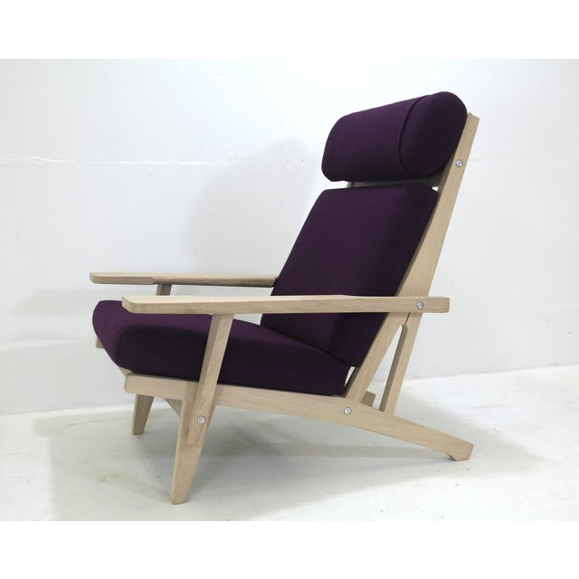 Hans Wegner Mid-Century Modern Chair GE-375 - Image 4 of 11