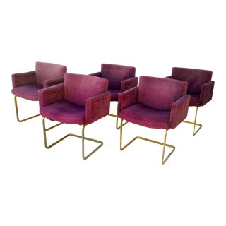 De Sede For Stendig Lounge Chairs by Robert Haussmann- S/5